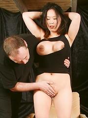 Asian Pussy Pain