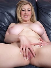 Horny debutante with beautiful juicy melons