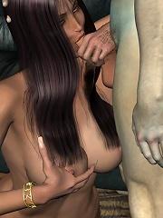 3d toon sex