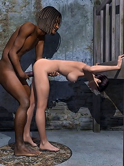 Nun gets tortured by Friends dick