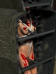Dick girl shares Head-hunter till gets boned