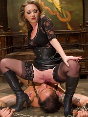 Mistress T Is What You Crave!