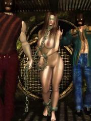 BDSM 3D Toons