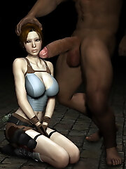 Sexy 3D Fantasy Heroine on...