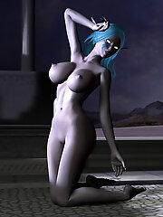 Virgin Nymph getting...
