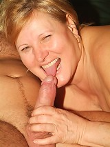 Cock greedy BBW Anna and Yolanda set aside their differences and share a good size cock live