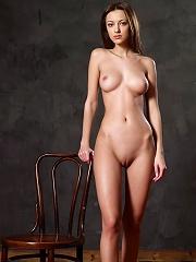 Anna S on a Chair