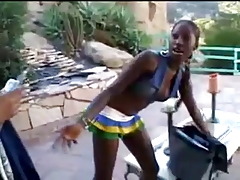 Carmen Hayes & India Dildo Fucking Lesbian Bitches