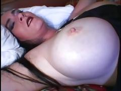 Sexy Raven big tit BBW latin slut fucked and spunked