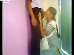 Amateur Indian Couple Fucking With Their Clothes On