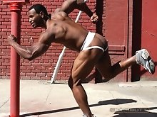 Gay black hunk photos