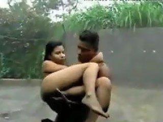 Srilankan Outdoor Hardcore Sex