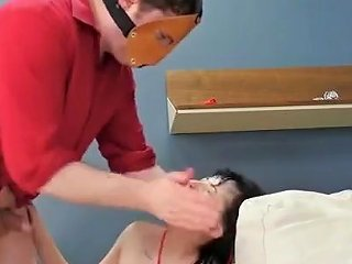Hot Teenie Was Brought In Asshole Loony Bin For Painful Ther Txxx Com