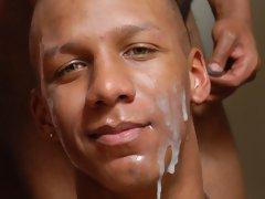 Black gay facial pictures