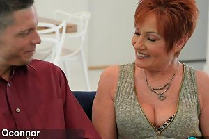 Ruby O Connor Red Head Gilf Comes Close Ruby Red