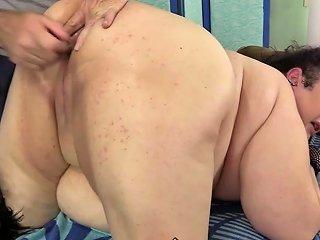 A Sex Crazed Masseur Rubs Down Bbw Moon Babys Fat Body And Fleshy Cunt Porn Videos