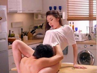 Korean Celebrity Ha Joo Hee Sex Scenes Love Clinic 2015