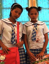 free asian gallery A pair of Filipina...