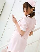 free asian gallery Pretty Asian nurse