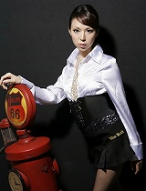 free asian gallery Sexy model Japanese Rino Asuka