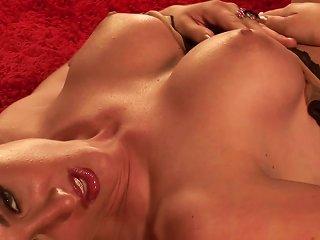 Big Breasts Playboy Cutie Nude