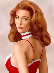 Ravishing Toon mistress...
