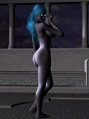 Whore Vigrin gets her...