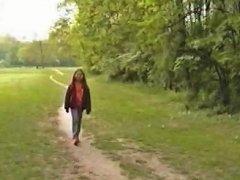 Sabine Fleischer Cute French Teen With Pigtails Dped
