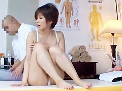 Asian MILF Has Massage And Fucking Part3