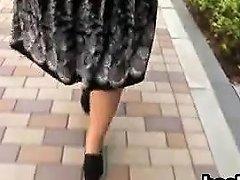 Large Japanese Woman Having Sex