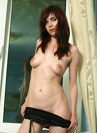 Beautiful Amateur Teen Iskra Naked By The Window Teen Porn Pix