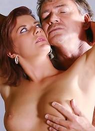 Babe Riding Older Man His Schlong Teen Porn Pix