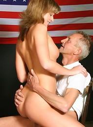 Senior Soldier Fucking Horny Girl Teen Porn Pix