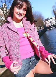 Public Teenie Nudity In Amsterdam Teen Porn Pix