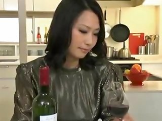 NuVid Video - Sweet Japanese Housewife Turns Out To Be One Nasty Fucker