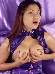 Big titty Thai