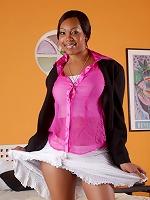 Beauteous Ebony Jade Stripping