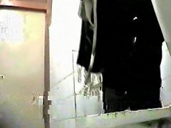 VoyeurHit Video - A Girl With A Gorgeous Butt Pissing In The Hospital Toilet