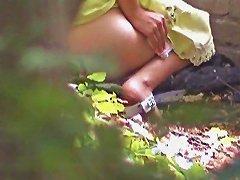 GotPorn Video - Outdoor Urinate Spy Amateur
