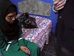 TNAFlix Video - Taking Chances With Innocent Arab Girl Shows Her Sweet Pussy Porn Videos