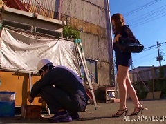 BravoTube Video - Public Sex Down An Alley With A Sexy Japanese Girl In A Skirt