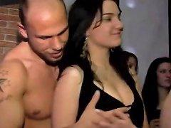 DrTuber Video - Group Sex Wild Patty At Night Club