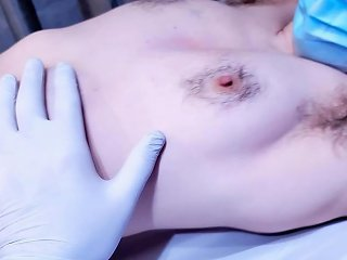 Dirty Dr Fisher Performs Arousal Tests On Ftm Subject
