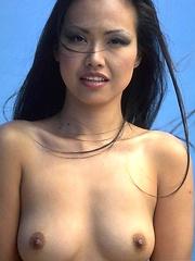 Caroline Koh Clifftop Bikini Strip